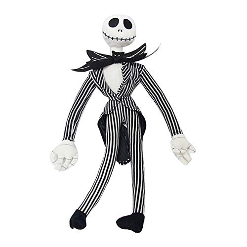 Originalidad Nightmare Before Christmas Plush Stuffed Jack Skellington