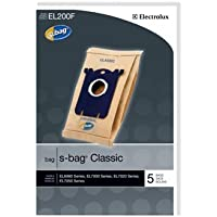 Genuine Electrolux S-Bag Classic Vacuum Bag, Set of 5 ( Pack of 2 )