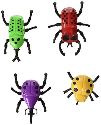 Amscan Wall Crawling Bugs | Party Favor | 48 Ct.