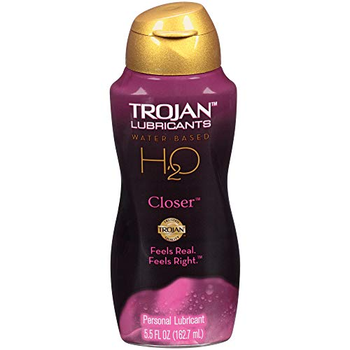 TROJAN Lubricants Water Based H2O Closer Personal Lubricant