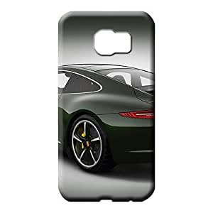 samsung galaxy S7 edge covers protection Plastic stylish mobile phone skins Aston martin Luxury car logo super