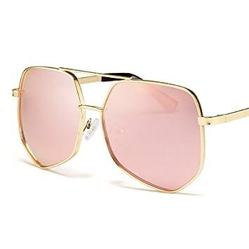 HHHKY&T Gafas De Sol Polarizadas Los Hombres Gafas De Sol Óptica Gafas Gafas De Sol Polígono