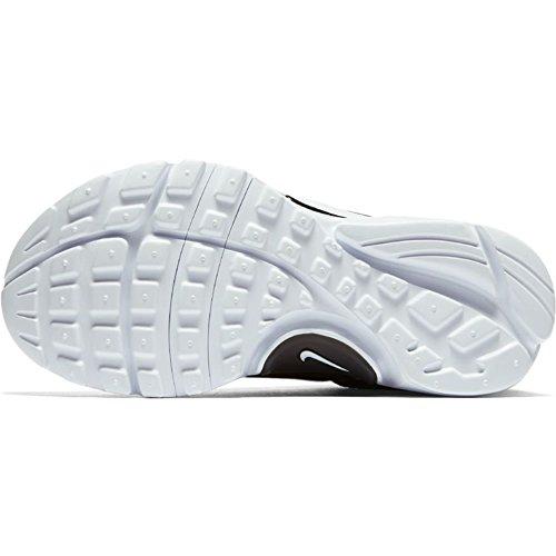 Nike Presto Extreme (PS) Pre School Boys Fashion Sneakers White/Black 870023-100 (1 M US) by Nike (Image #3)