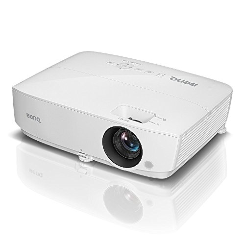 BenQ MS524AE DLP 3300 lm SVGA Video Projector 15 000: 1 Contrast Ratio Projector
