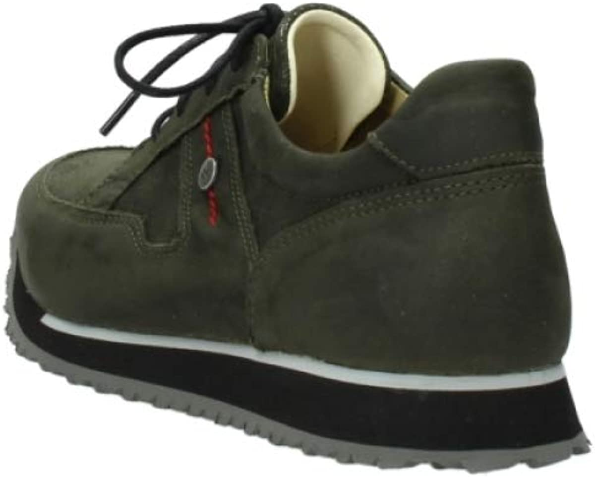Wolky Comfort Baskets e-Walk 20730 Suede Stretch Forest