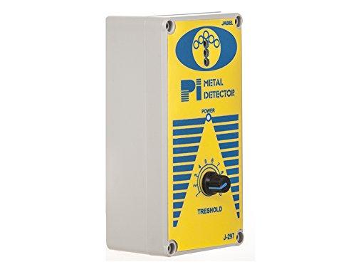 Detector de metal para el montaje Jabel J-297 tipo PI (Inducción de pulso): Amazon.es: Bricolaje y herramientas