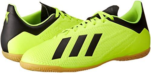 In de Amasol fútbol Ftwbla Zapatillas para Multicolor 000 4 Adidas Negbás X 18 Hombre Sala Tango 4WIqR