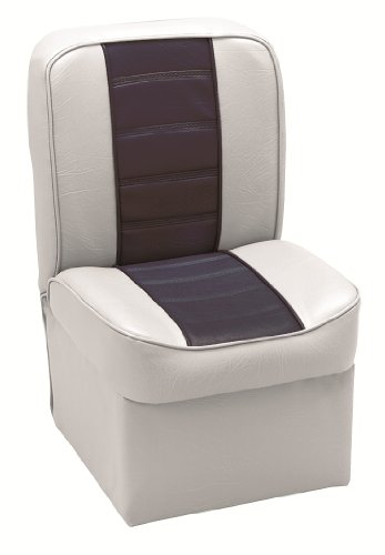 Wise Ski Boat Jump Seat Matches WD505 Series (Grey/Navy)