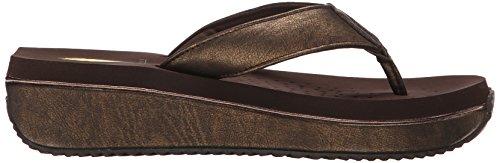 Volatile Bronze Wedge Women's Antique Vibes Sandal 0P0YxAq