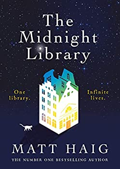The Midnight Library by Matt Haig science fiction and fantasy book and audiobook reviews
