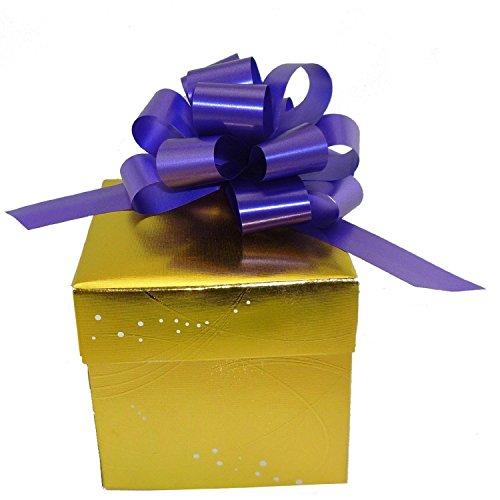 Mardi Gras Gift Baskets - Decorative Gift Pull Bows, 5