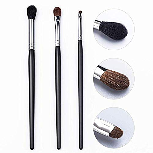 UNIMEIX Professional Eyeshadow Makeup Brushes Set Natural …