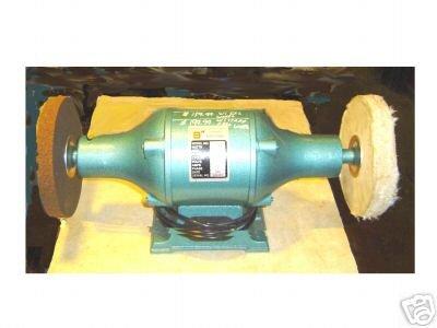 Accura #0008 8'' Bench Buffer-polisher