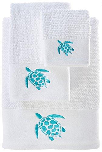 Fresh Sea Turtle Towels | Kritters in the Mailbox | Sea Turtle Towel EQ62