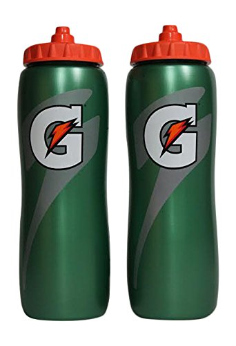 gatorade-32-oz-squeeze-water-sports-bottle-pack-of-2-new-easy-grip-design