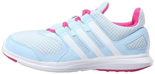 Hyperfast Blue shock white Ice Pink Bambino bambini Unisex 2 0 Adidas SdW6OqO