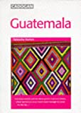 Front cover for the book Guatemala by Natascha Norton
