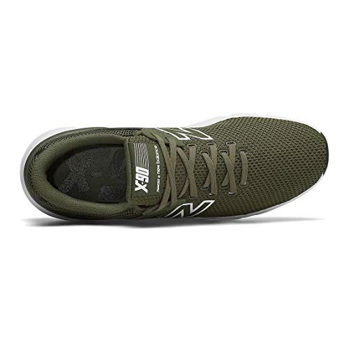 Dark New 90 Covert Homme Baskets X Bas Balance black Green 1Av1wYq