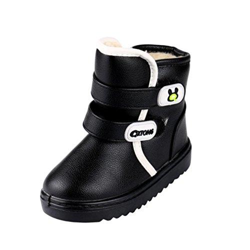 Huhu833 Kinder Mode Mädchen Junge Baby Stiefel, Warme Watte Gepolsterten  Schuhe Schnee Stiefel Warm Schuhe 0b5b1e8f98