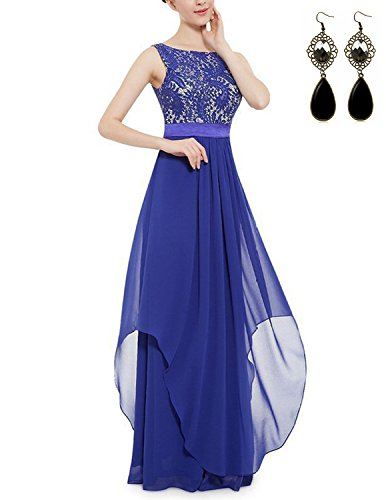 light blue dress prom - 8