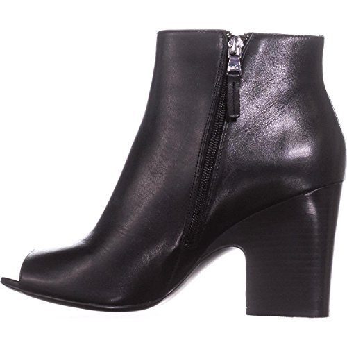 Lauren by Ralph Lauren Strappy Ankle Booties - Black wC7L8Iud3k