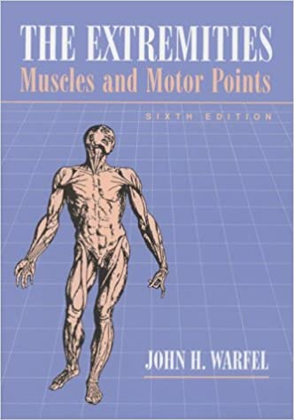 The Extremities Muscles And Motor Points 9780812115826 Medicine Health Science Books Amazon