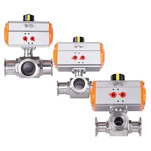Air Actuated Ball Valves - 4