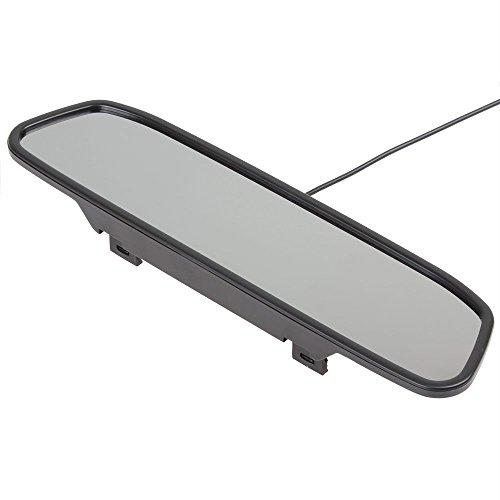 Styling 4.3 Inch Car Rear View Mirror Car Monitor Display for Rearview Reverse Backup Camera Car TV Display