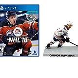 NHL 18 PS4 Bundle set with Figurine