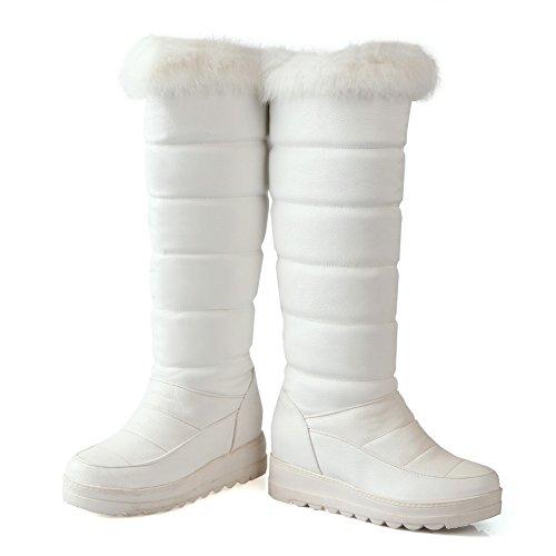 A Stivali white Eu Neve Da 35 Bianco Donna amp;n rrfwU1