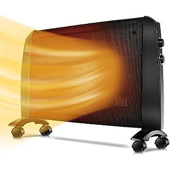 Amazon Com Air Choice Mica Panel Heater Homeline 314