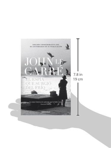 El espia que surgio del frio spanish edition john carre el espia que surgio del frio spanish edition john carre 9788490327791 amazon books fandeluxe Gallery