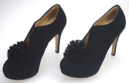 Twin Di Camoscio Scarpe Decolte Tacco 11 Code Decolte c Cm cpa3b4 Black Cm Heel Set C Nero Set Twin Codice Shoes Suede Donna Nero Woman A3 Black Cpa3b4 11 A3 rxHO6rwRq