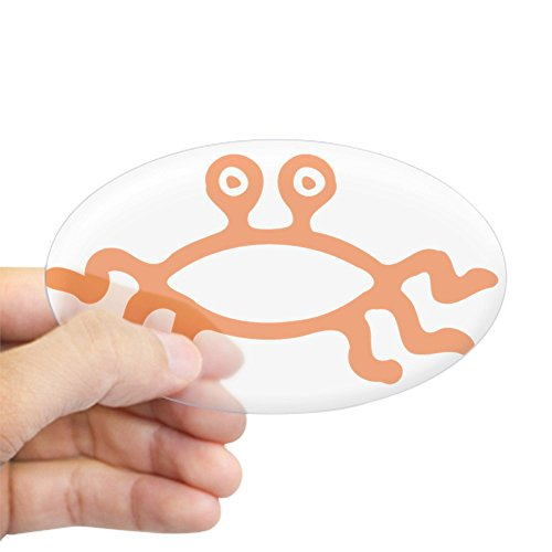 spaghetti monster sticker - 7