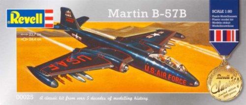 Revell of Germany British Canberra Bomber Plastic Model Kit
