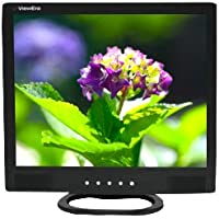 ViewEra V172BN-B 17 in. LCD Monitor With VGA, BNC Video And Speakers