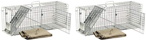 (Havahart 1099 Feral Stray Cat Rescue Kit (Pack of 2))