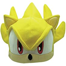 Great Eastern Sonic the Hedgehog Series: Super Sonic Fleece Cap