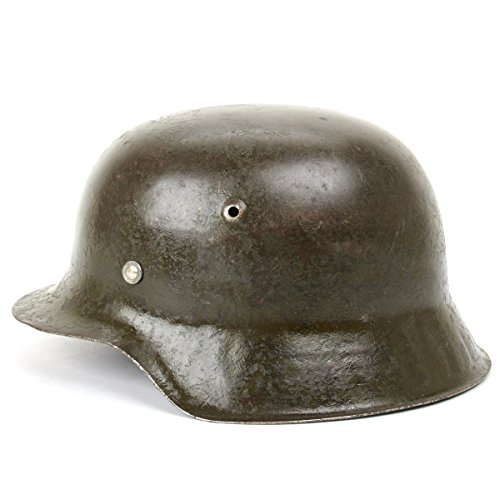 Original German WWII M42 Stahlhelm Steel Helmet- Shell for sale  Delivered anywhere in USA