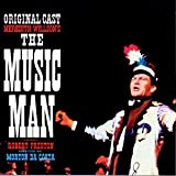 The Music Man: Original Cast (1957 Broadway Cast) (Angel Re-issue)