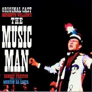 The Music Man (1957 Original Broadway Cast)