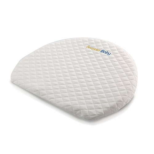 Bassinet Wedge , Baby Pillow For Reflux & Congestion Relief
