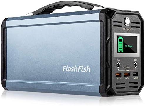 Portable Generator FlashFish 60000mAh Recharged product image