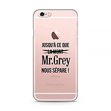 coque christian grey iphone 6