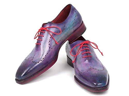 de Parkman ville lacets pour violet à Paul homme violet Chaussures OxqdRwAA