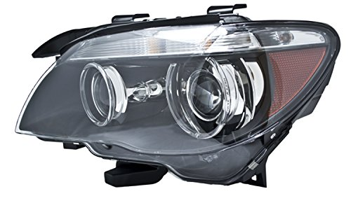 HELLA 009044531 BMW 7 Series E65/E66 Driver Side Headlight Assembly