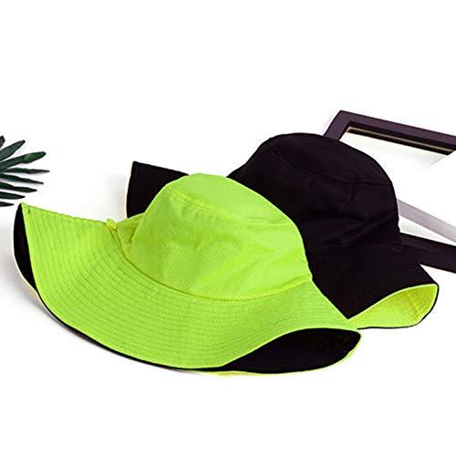 YIDADIAN Sombrero de Sol para Mujer, Plegable, ala Ancha ...