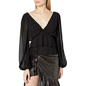 House of Harlow 1960 Women's Denise Top