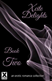 Xcite Delights - Book Two - an erotic romance collection (Xcite Delights Collection 2)