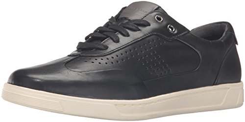 Cole Haan Men's Vartan T Toe Sport Ox Fashion Sneaker, Black, 11 M US (Mens Oxford Shoes Cole Haan compare prices)